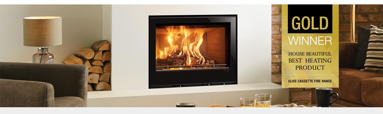 Elise Wood Burning & Multi-fuel Fires