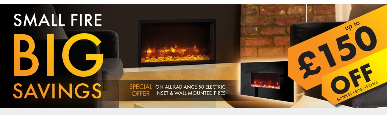 Illuminating Offers on Radiance fires