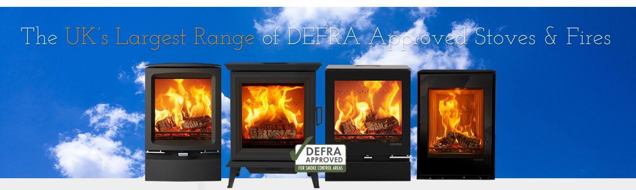 DEFRA Approved Stoves & Fires