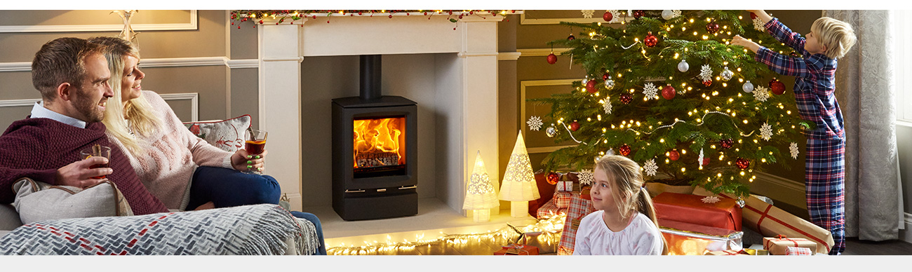 Stockton Wood Burning Stoves & Multi-fuel Stoves