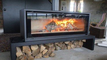Stovax Studio 3 Wood Burning