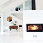 Love my fireplace #homeatfunksjonelt #fireplace #peis #peisvegg #stovax