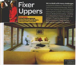 The Gazco Riva F40 Avanti Highline Gas stove is currently featured in April 2010's issue of Sky Magazine