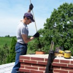 Now is a great time to have your chimney swept