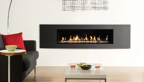 Ultra Contemporary Gas Fires Get Ahead Of The Curve With