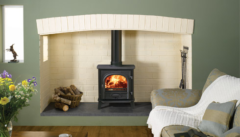 Stovax wood burning stove