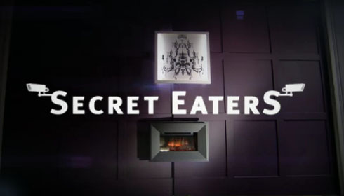 The Gazco Riva 67 Esprit is a focal point of the Secret Eaters set