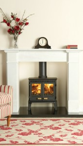 Stovax Sheraton Woodburning and multi fuel stove