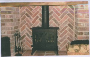 Yeoman Devon Stove Image from Happy Customer