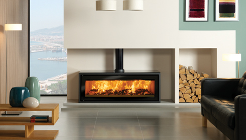 Burn Efficiently With A Stovax Woodburner This Cold