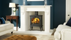 Huntingdon 35 wood burning stove