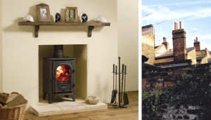 Stockton 4 wood burning and multi-fuel stove included in the Stockton Smoke Control Promotion