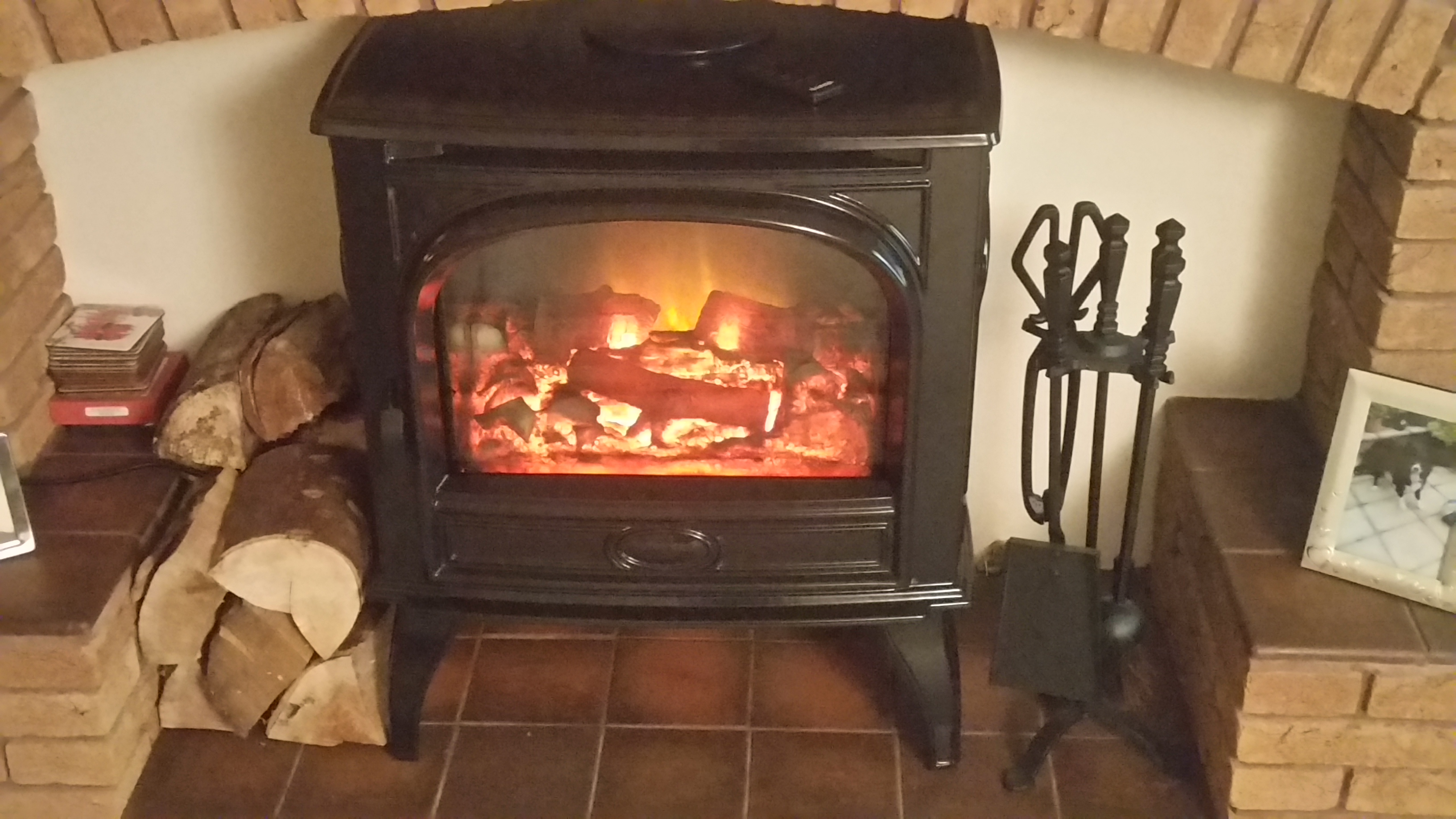 Dovre 425 Electric Stove Review Fantastic Cosy Fire