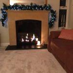 My #festivefireside