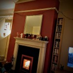 """We loved the contemporary design of the Riva stove"""