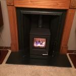 """""""Warm and wonderful stove"""""""