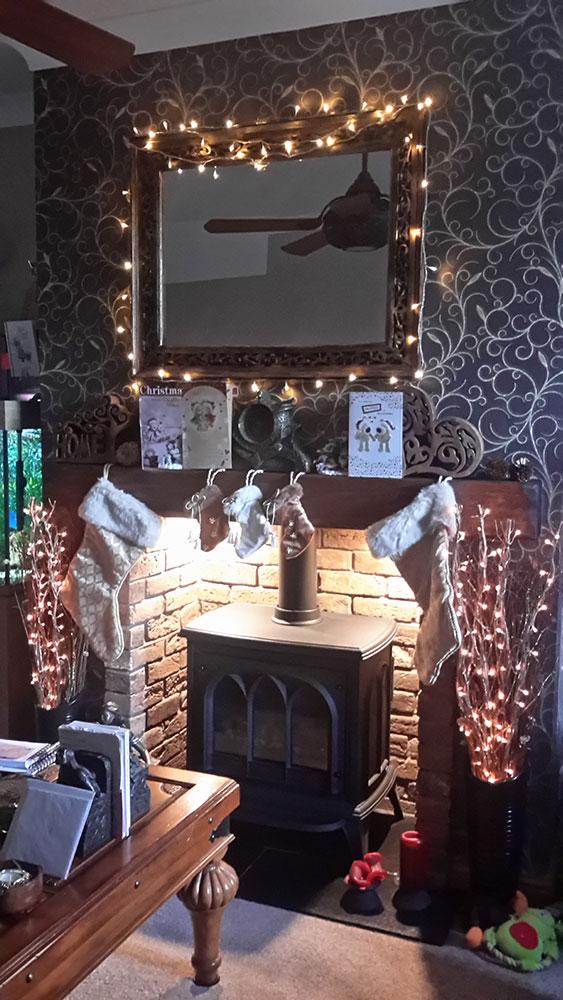 Gazco Ashdon Gas Stove Quot Our Warm Amp Cosy Fireplace Quot