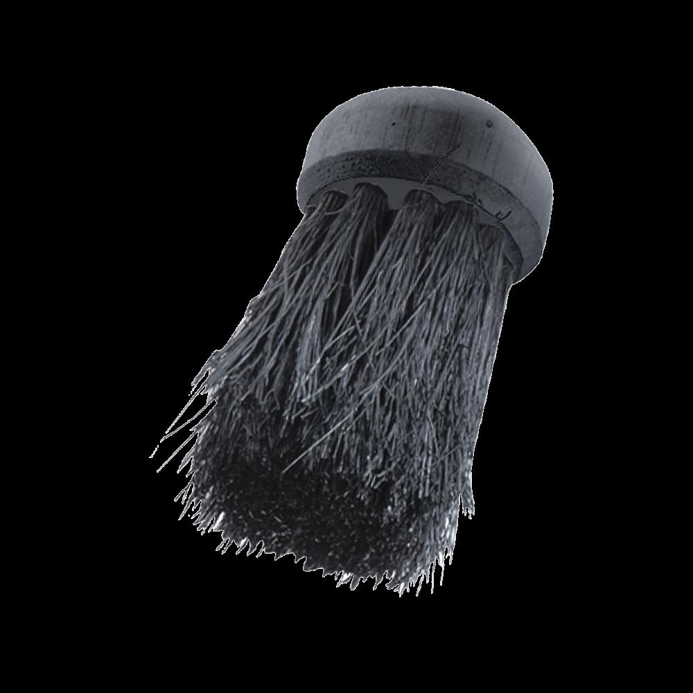 Round Brush Head