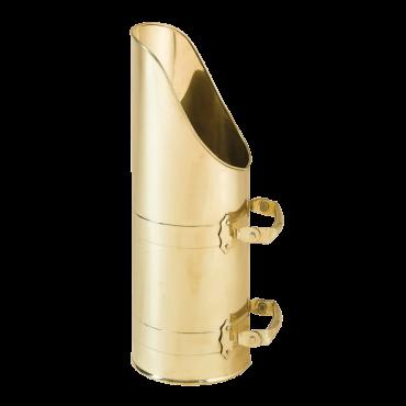 Brass Hod