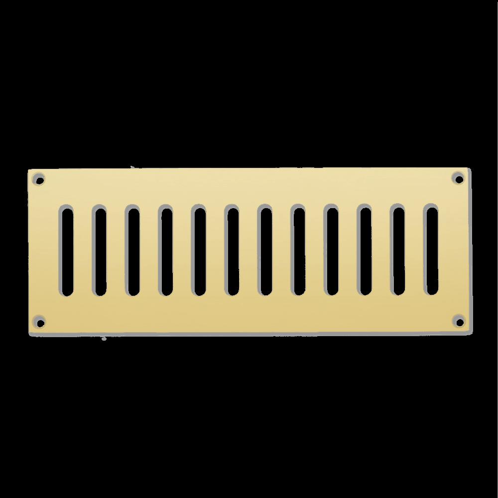 Plain Vent Brass