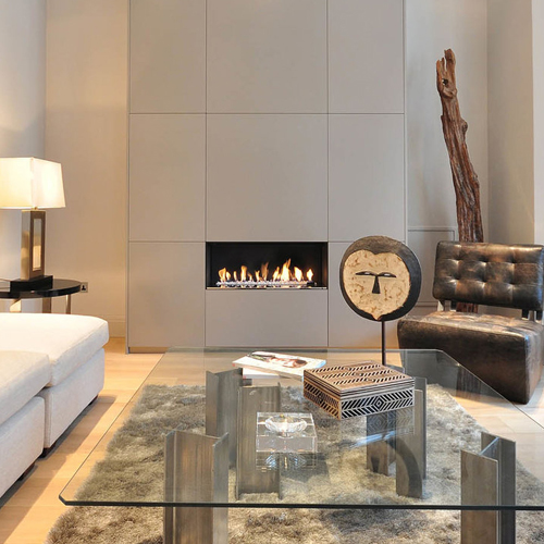 London-based Aflux Designs chooses Gazco for luxury home design