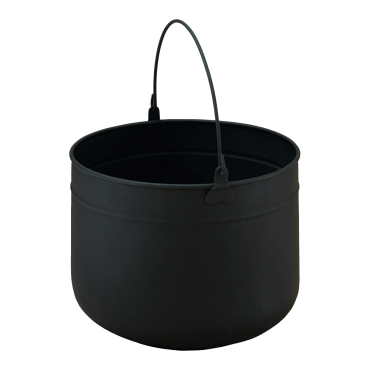 Small Black Pail