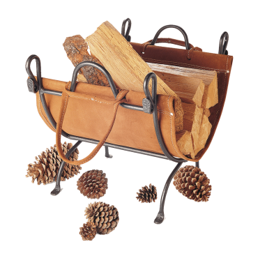 Folding Log Carrier