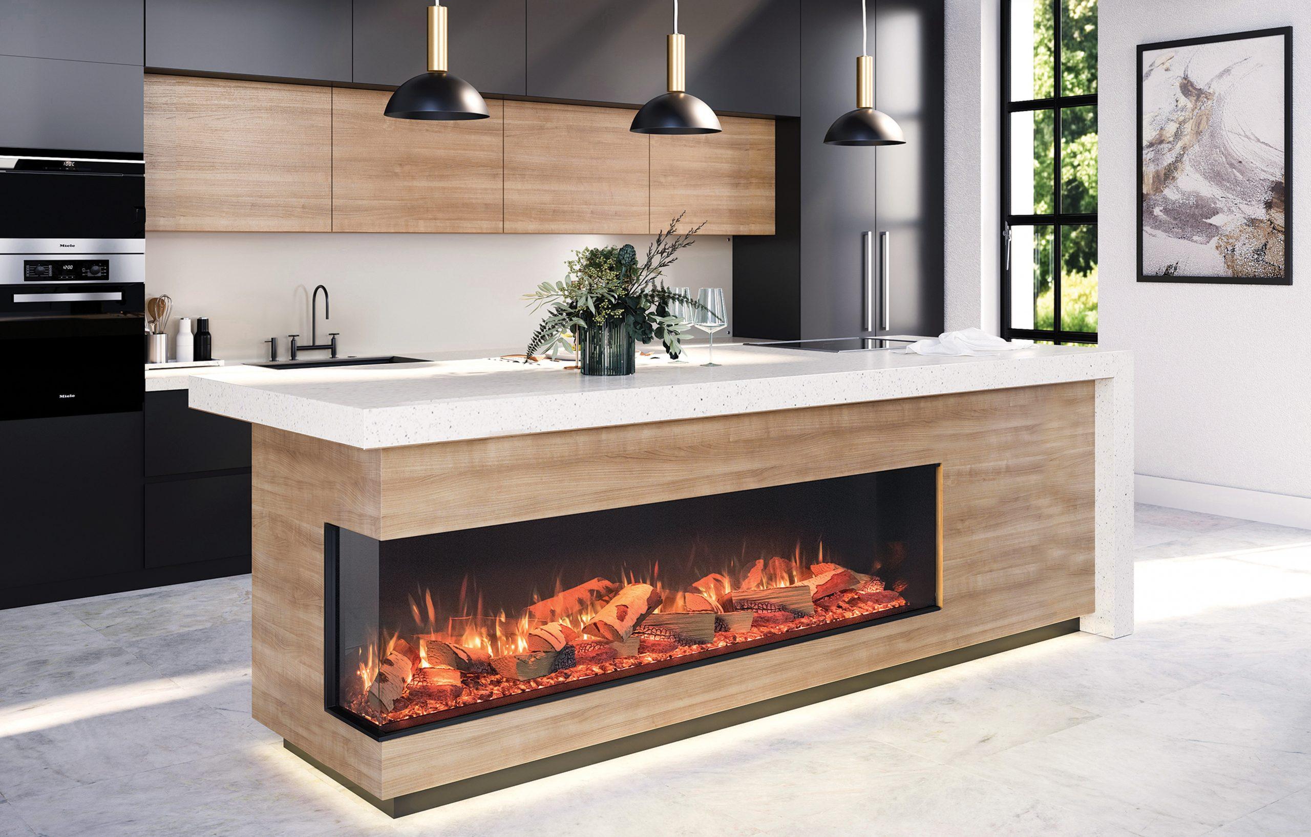 Onyx Avanti Electric Fire
