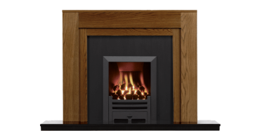 Alborg Wood Mantel