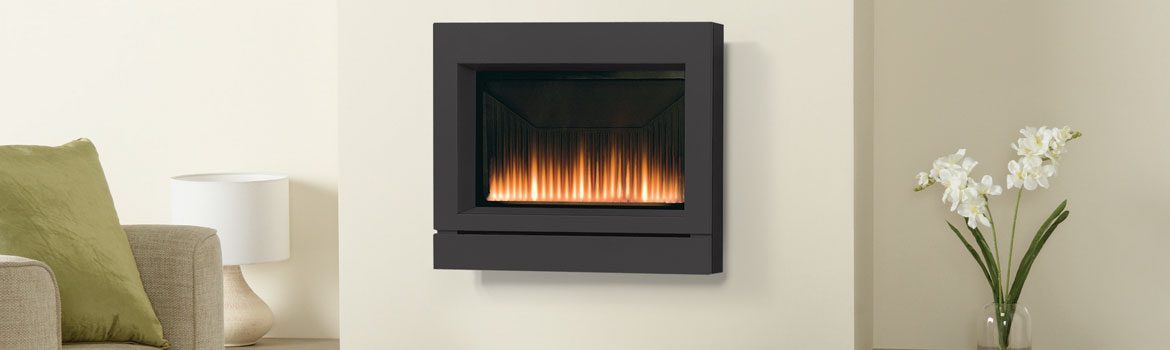 Line Up, Line Up! Unique Linea Wall Mounted Gas Fires
