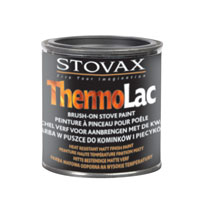 Thermolac Brush on Stove Paint