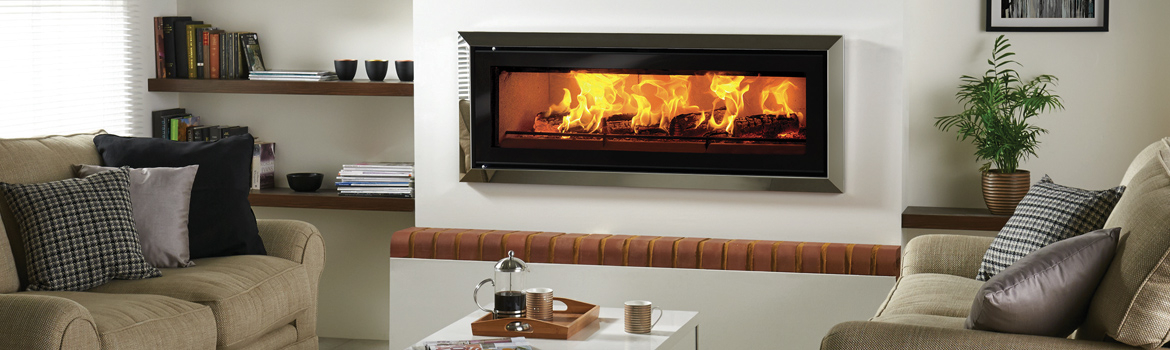 Contemporary wood burning fireplaces stovax fireplaces - Contemporary wood furniture burning fireplaces ...