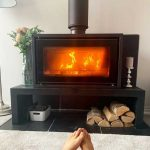 Bethany, Studio 1 wood burning stove, Sea view renovation