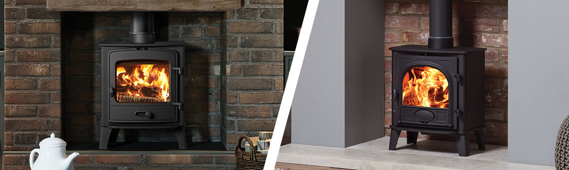 County 5 and Stockton 5 – two of the best traditional wood burning stoves?