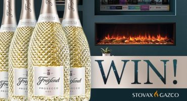 WIN! We're giving away 6 bottles of bubbly!