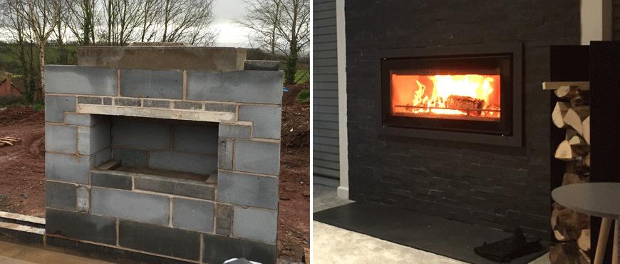 Stovax Studio Wood burner