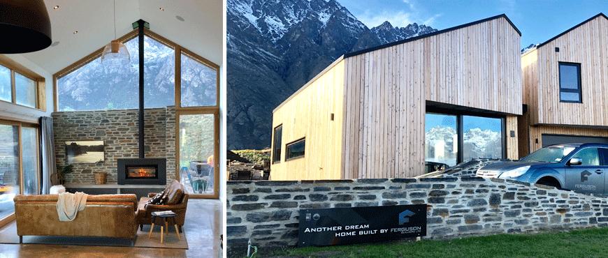 Stovax Studio Wood Burner in New Zealand