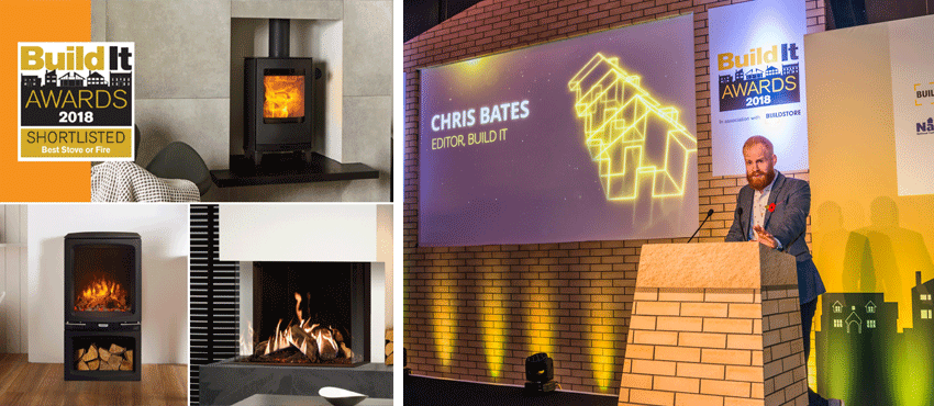 Stovax & Gazco are an award-winning stove and fireplace