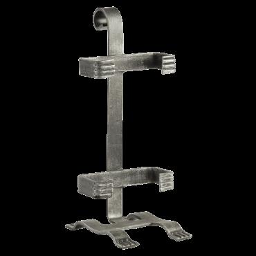 Wrought Iron Match Box Holder