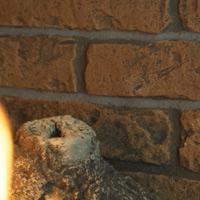 Brick Effect Lining