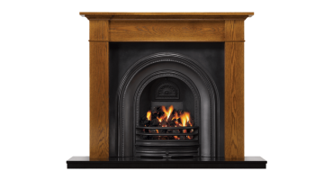 Brompton Wood Mantel