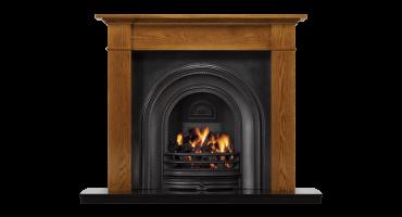 Brompton Wood Mantel