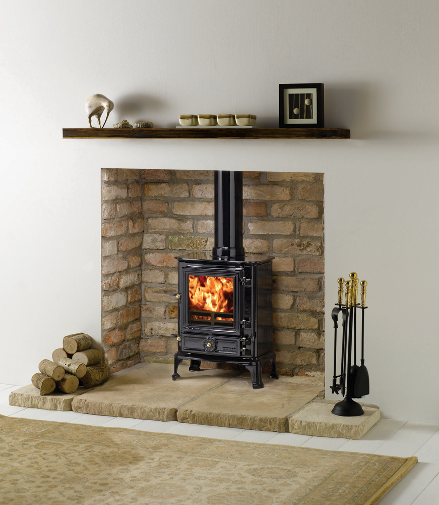 brunel 1a wood burning stoves multi fuel stoves. Black Bedroom Furniture Sets. Home Design Ideas