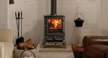 Beat the Big Freeze and Save Money on Your Fuel Bills with a Stovax Wood burning Stove!