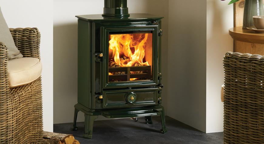Brunel 2CB Wood Burning Stoves & Multi-fuel Stoves ...