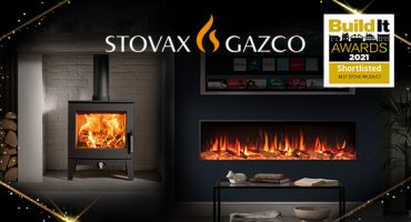 Stovax & Gazco Shortlisted for Build It Awards 2021!