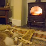 """We look forward to coming home and lighting our Stovax woodburner"""