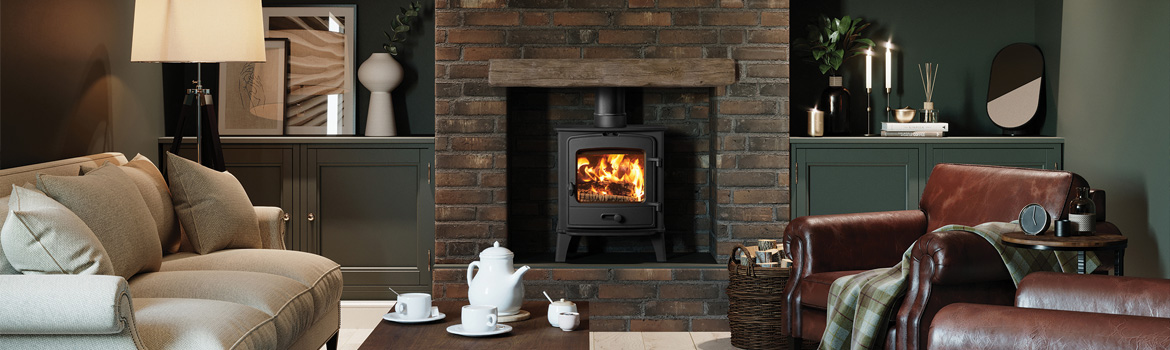 Introducing the all-new Stovax County stove collection