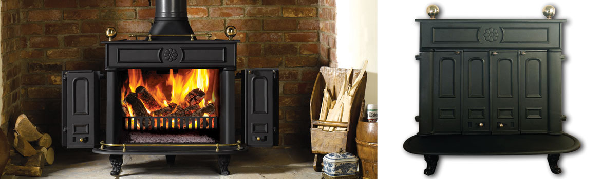 Why choose a cast iron log burner stovax gazco for Choosing a fireplace