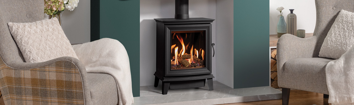 Inspired Design. Innovative Engineering. The new Gazco Chesterfield 5 Gas Stove